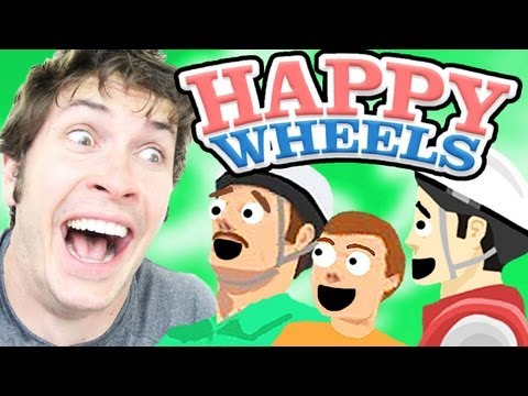 FUNNIEST EPISODE EVER – Happy Wheels