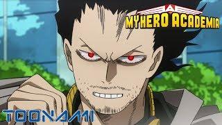 Déchaîne-toi, maudit nerd (ep.6)   My Hero Academia   Toonami