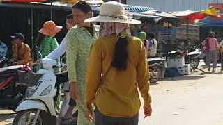 Cambodia Market at Kampot Province Cambodia News New Khmer Today