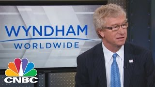 Wyndham Worldwide Corporation CEO: Accommodating The World | Mad Money | CNBC