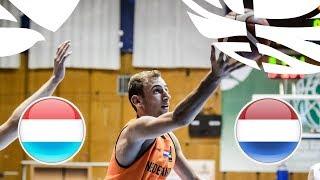 Люксембург до 20 : Нидерланды до 20
