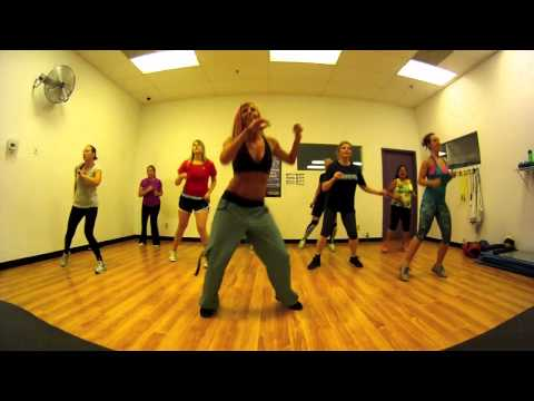 Where Have You Been - Rihanna Zumba With Mallory Hotmess video