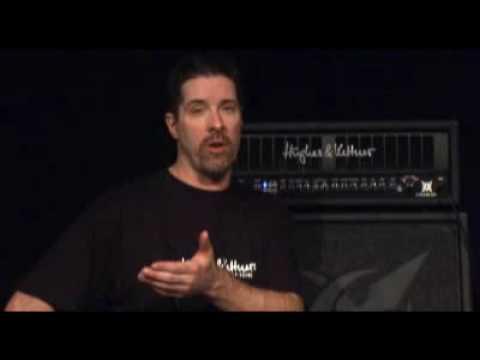 Jeff Waters Prezentuje Najnowszy Wzmacniacz Hughes&Kettner Coreblade (1/3)