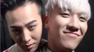 BIGBANG NYONGTORY STORY ALWAYS MAKES YOU GIGGLE ❤😁