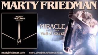 MARTY FRIEDMAN - Miracle (audio)