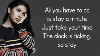 download lagu Zedd Alessia Cara   Stay Lyrics gratis