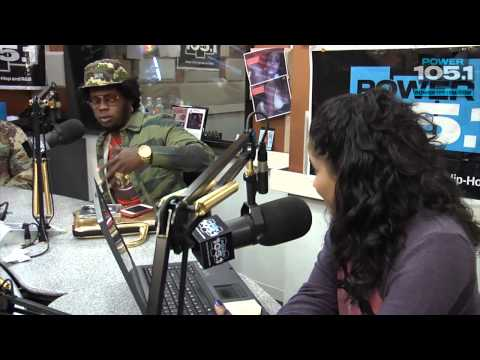 The Breakfast Club Interviews Trinidad James