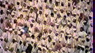 Ali Jaber Sura alwaqeah 1406 hejra   YouTube