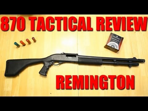 Remington 870 Express Tactical Review