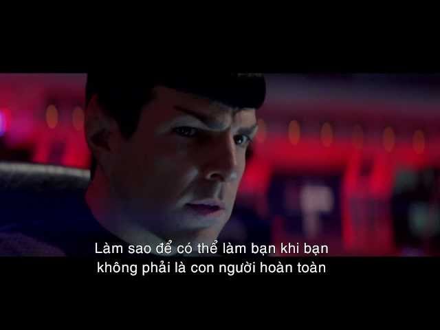 Star Trek Chm Trong Bng Ti (3D) - Nhn vt Spock