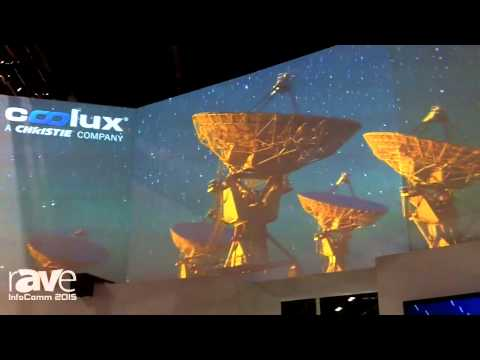InfoComm 2015: Coolux Talks About Media Server Functions of Pandora's Box