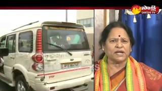 BJP Leader Santha Reddy Fires on Chandrababu Over TTD Controversy