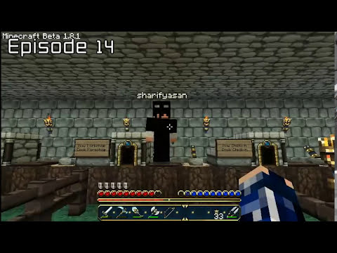 [irpg Minecraft TV] - Episode 17 - Nostalgia