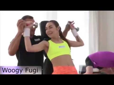 Teen Sexy Yoga Personal Trainer Workout | Teen Sexy Yoga Personal Training #24캠핑 Camping캠핑 Camping #1