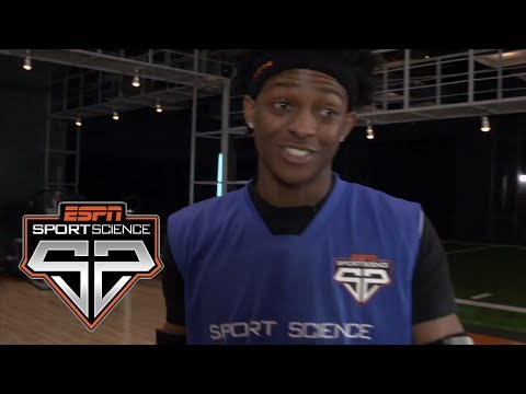 De'Aaron Fox Puts Wheels On Display | Sport Science | ESPN