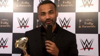 WWE at the Indian Telly Awards 2014