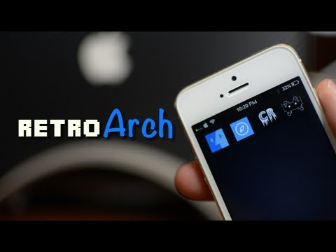 RetroArch - Multi System Emulator For iPhone iPod Touch & iPad (Ep. 1) Pre Setup And Tools Needed