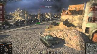 Bat Chatillon 25 t - 14 фрагов [FullHD]