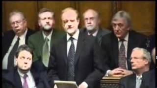 Robin Cook's Resignation Speech (in full)