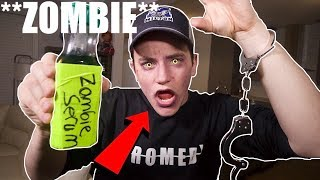 (Scary) Ordering Zombie Potion from the DARK WEB at 3AM Challenge (ImJayStation had to SAVE ME)