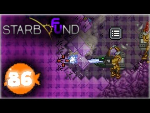 Starbound 1.2 - Frackin Universe: Исследуем мою любимою планету (Сульфурную) [#86]