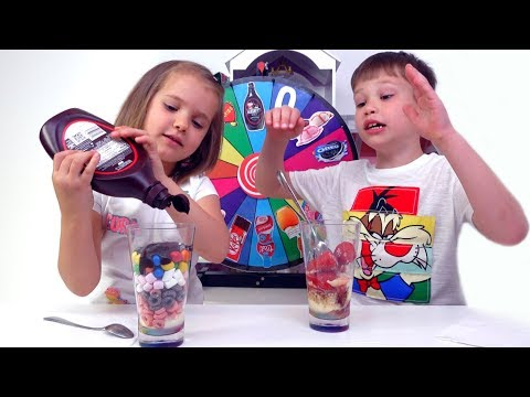 Мороженое ЧЕЛЛЕНДЖ или Ice Cream Challenge