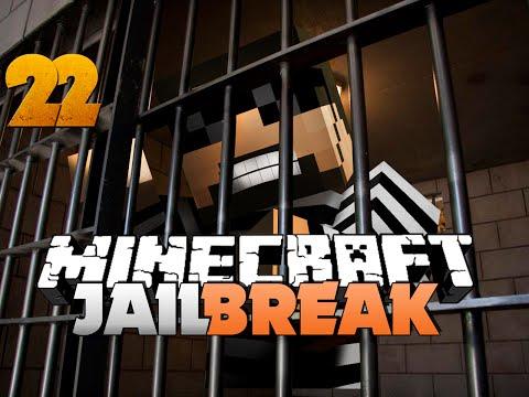 Minecraft JAIL BREAK S2E22 BOUNTIFUL PICKAXE OP