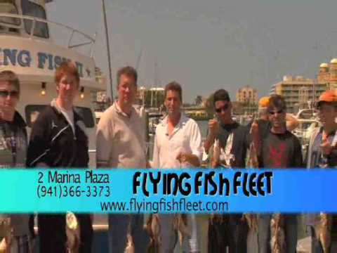 Flying Fish Fleet in Sarasota, FL