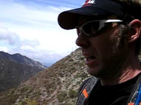 Part 2/ Angeles Crest/ Strawberry Peak Trail Run 5/2/09