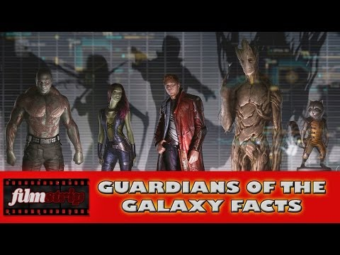4 Things You MUST Know About Guardians of the Galaxy: FilmStrip