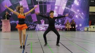 Julia Arzheimer & Fabian Busch - Saar Kings Cup 2018