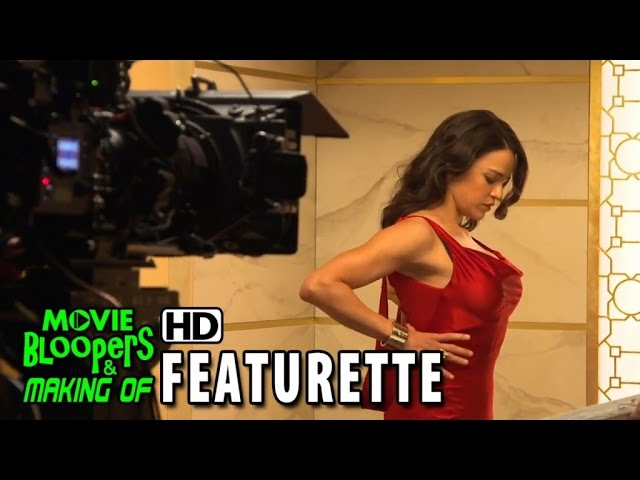 Furious 7 (2015) Featurette - Letty All Dressed Up