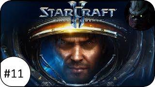 DER GROSSE ZUGRAUB | #11 | StarCraft II - Wings of Liberty | Flu - BetterNotGames