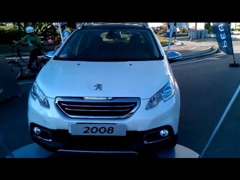 2013 PEUGEOT 2008 1.6 HDI ALLURE Full Vehicle Tour