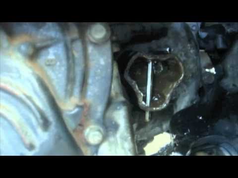 How to Remove CV Axle