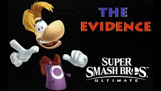 Rayman in Smash: The Evidence And Support - Super Smash Bros. Ultimate