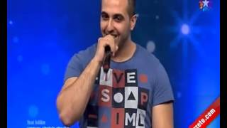 mehmet yildiz in rap performansi hoSRadyo