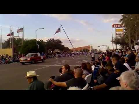 Mission Tx Citrus parade part 1 Jan/28/2012 .mp4