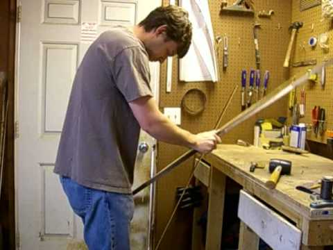 The Making of a Split Cane Fly Rod