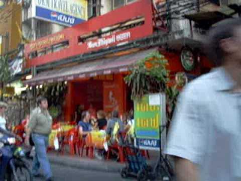 Kaosan Road Bangkok-Alp Yildirim