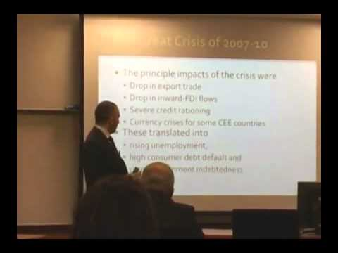 Yusaf Akbar - Central and East Europe after the Crisis - Part 2