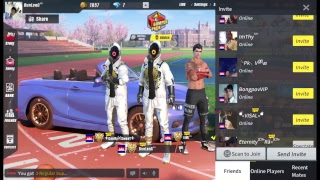 Rules of Survival Cambodia livestream Team KH (Bro BunLenG)#4