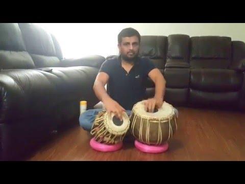 Fanaa - Chand Sifarish Tabla Cover