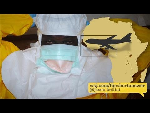 The worst ebola outbreak in history has prompted Liberian officials to close their borders, as the governments in several West African countries raced to convince many of their citizens that ebola is a real disease. What is Ebola? How is it spread? WSJ's Jason Bellini has #TheShortAnswer.  Subscribe to the WSJ channel here: http://bit.ly/14Q81Xy  Visit the WSJ channel for more video: https://www.youtube.com/wsjdigitalnetwork More from the Wall Street Journal: Visit WSJ.com: http://online.wsj.com/home-page  Follow WSJ on Facebook: http://www.facebook.com/wsjlive Follow WSJ on Google+: https://plus.google.com/+wsj/posts Follow WSJ on Twitter: https://twitter.com/WSJLive Follow WSJ on Instagram: http://instagram.com/wsj Follow WSJ on Pinterest: http://www.pinterest.com/wsj/ Follow WSJ on Tumblr: http://www.tumblr.com/tagged/wall-street-journal