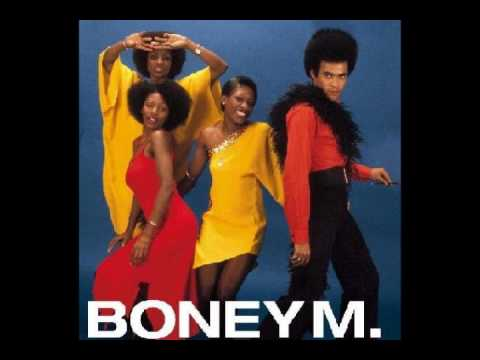 Boney M - He Was A Steppenwolf