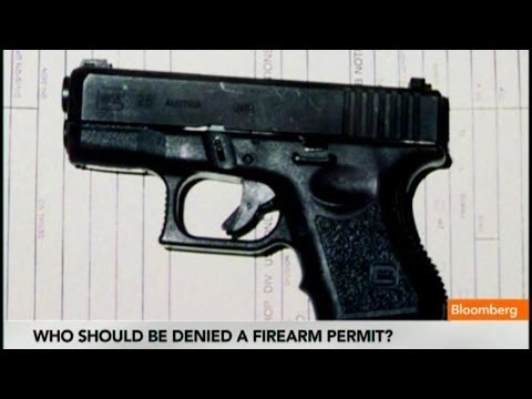 Who Should Be Denied a Gun Permit?
