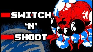 Switch N' Shoot - Galaga & Flappy Bird had a baby | 2min Tues - Discover Indie Games