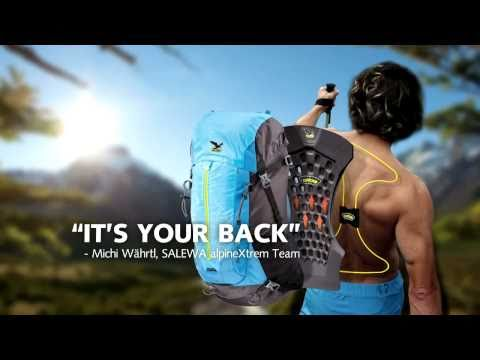 SALEWA backpack technologies