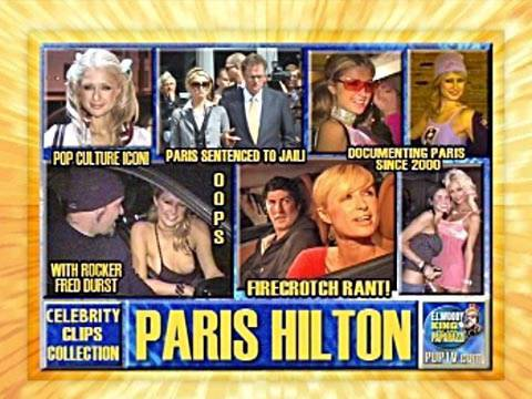 PARIS HILTON CLIPS COLLECTION 60 Min.