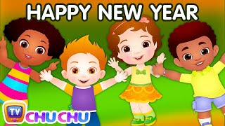 Happy New Year From ChuChu TV | New Year Resolves for Kids | The Transformator